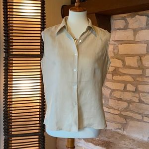 Banana Republic Linen Top